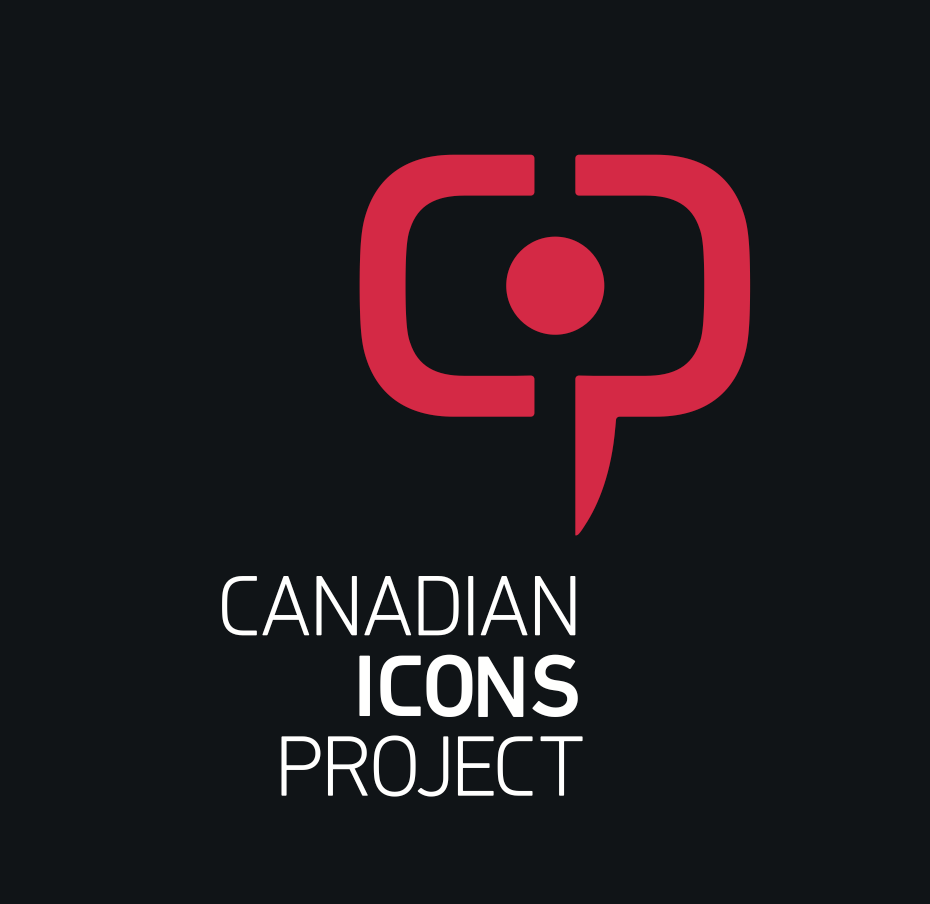 Canadian Icons Project logo